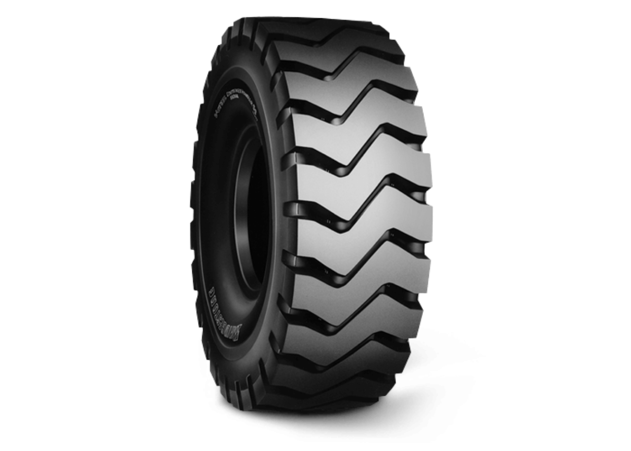 Bridgestone commercial  VCHS tire