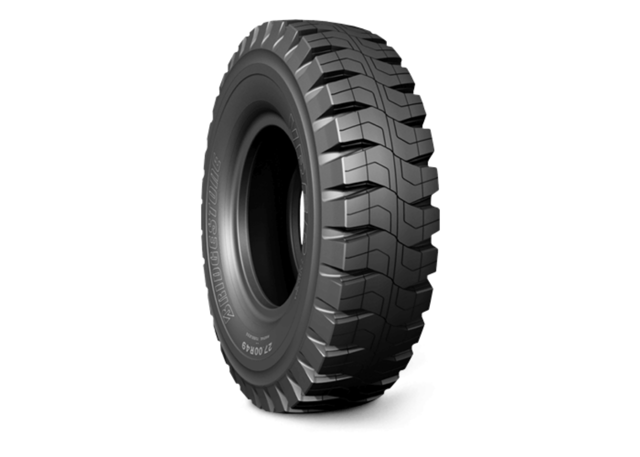 Bridgestone commercial  VREP tire
