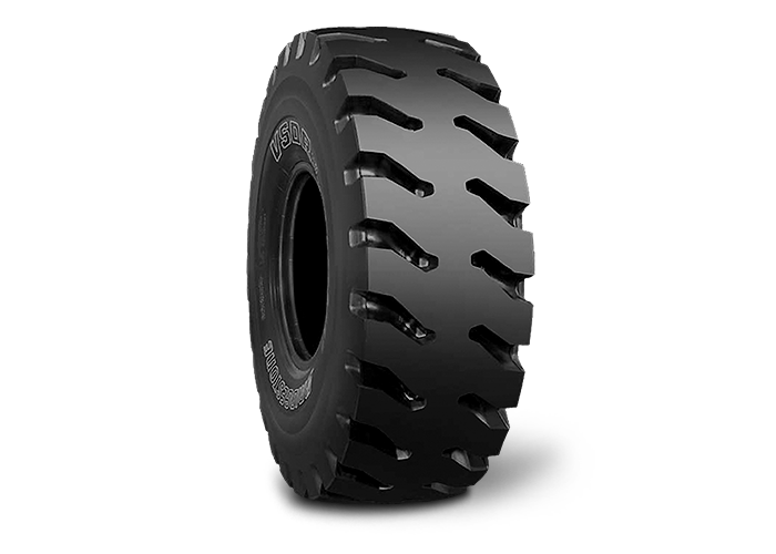 Bridgestone commercial VSDR_v2 tire
