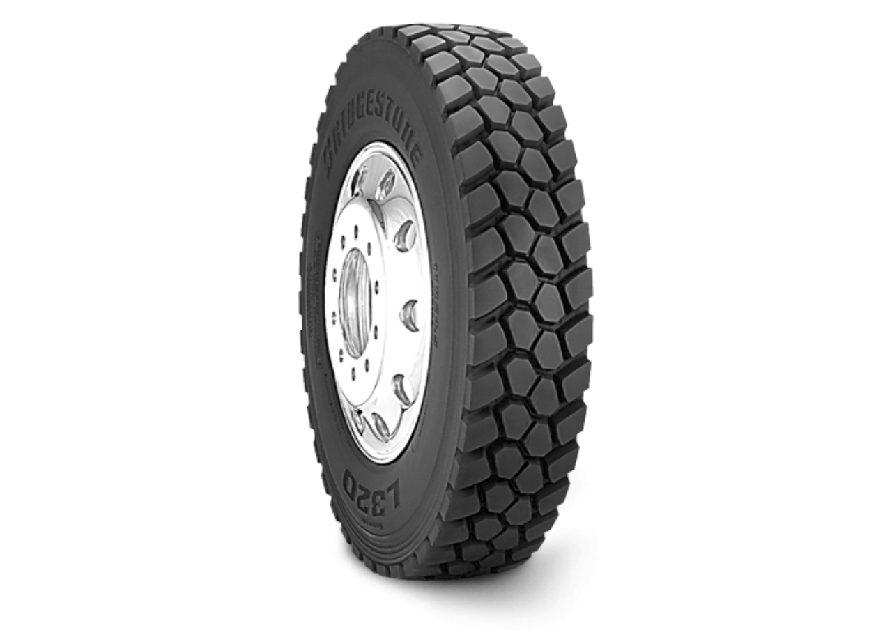 Bridgestone Commercial L320 tire