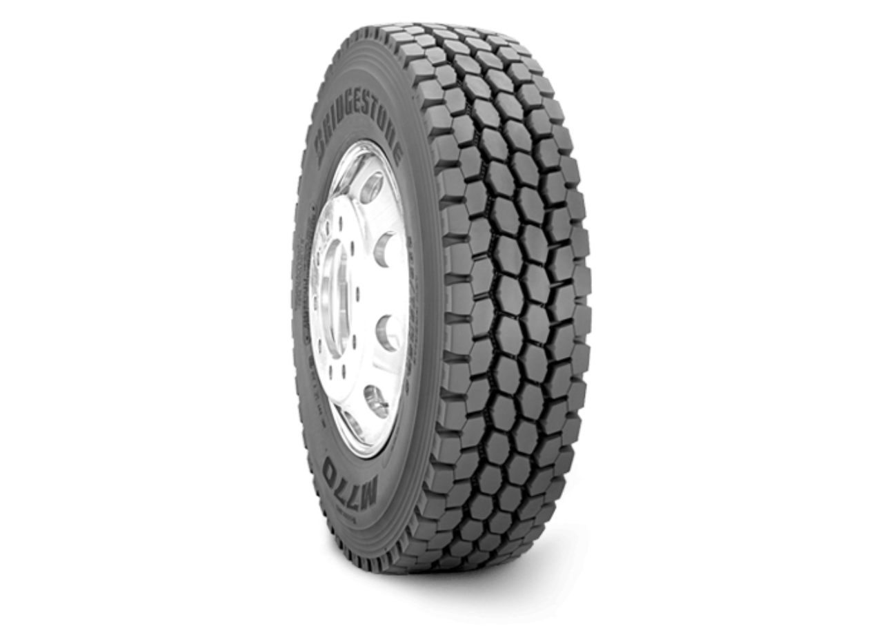 Bridgestone Commercial M770 tire