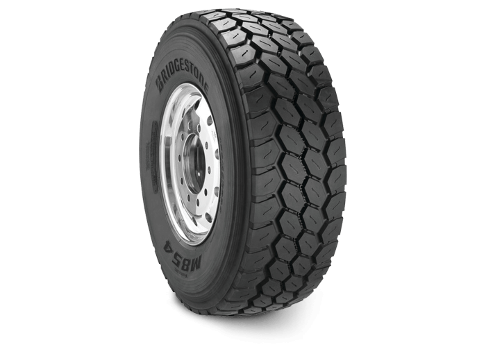 Bridgestone Commercial M854 tire