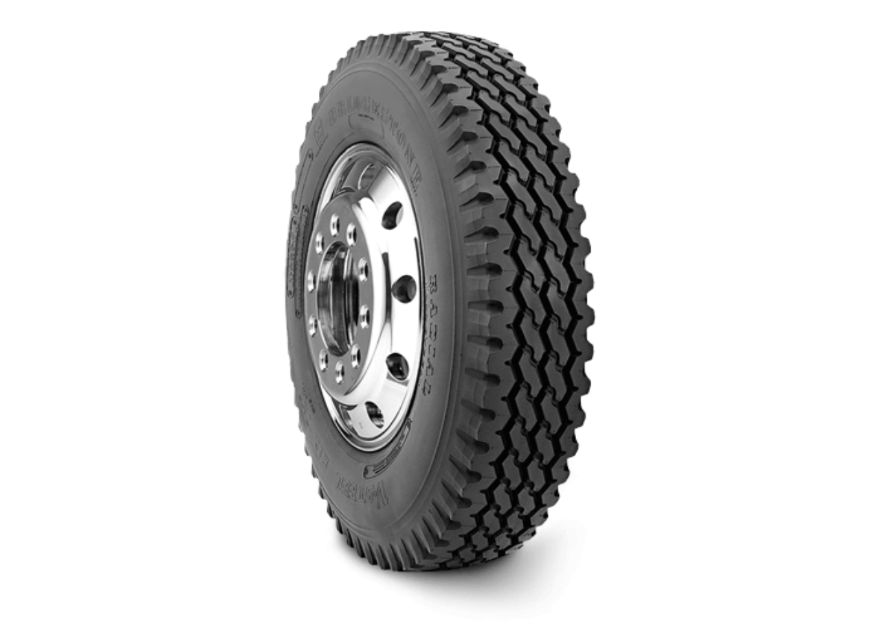 Bridgestone Commercial M857 tire