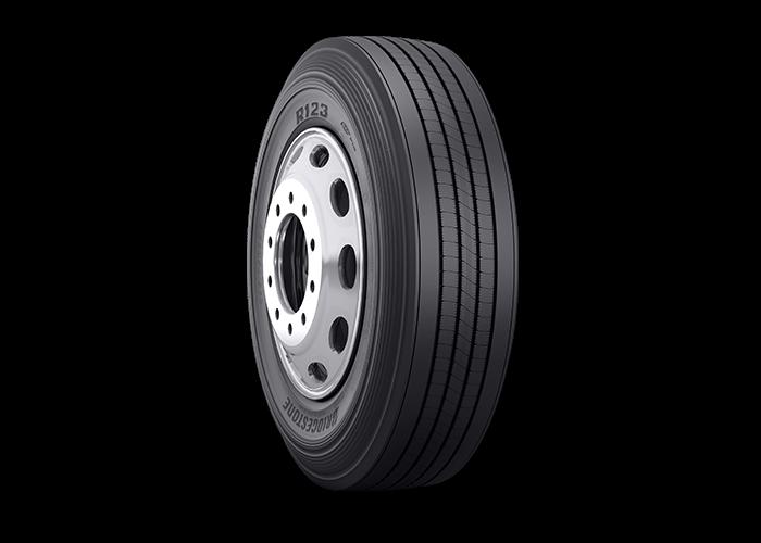 Semi Truck Tires Near Me >> R123 Ecopia Low Rolling Semi Truck Tire Bridgestone Commercial