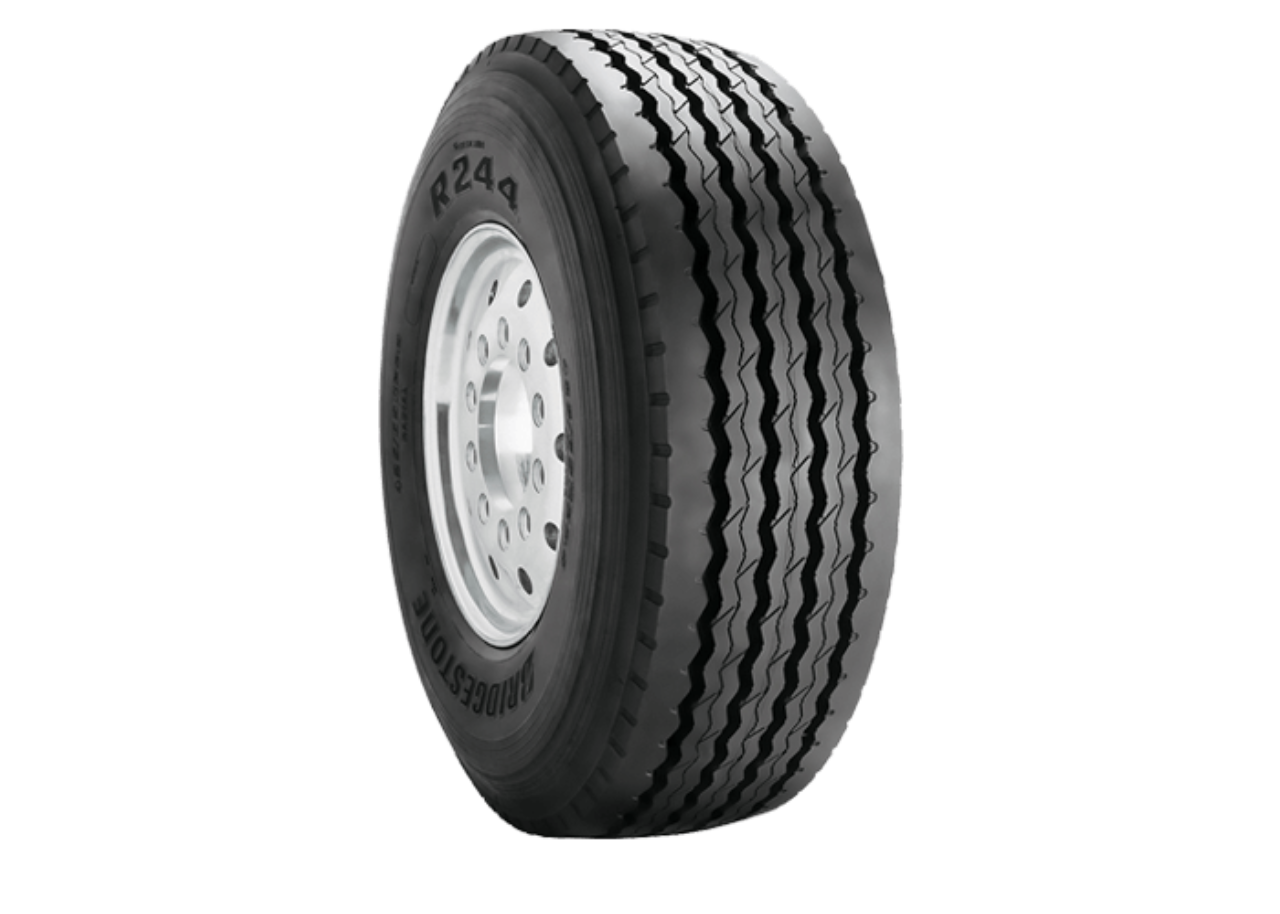 Bridgestone Commercial R244 tire
