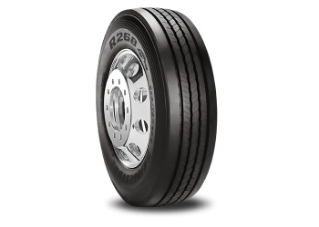 Bridgestone Commercial R268-Ecopia tire