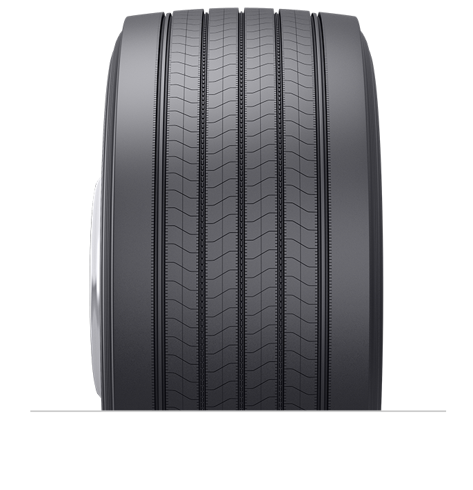 Image for the B135<sup>™</sup> Retread Tire