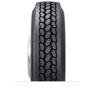 B710 ™ Retread Tire Specialized Features