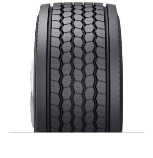 B835 ™ Retread Tire Specialized Features