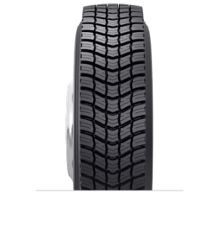 BDR-W™ Retread Tires Specialized Features
