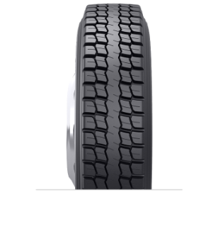 DR 4.3 ™  Retread Tire Specialized Features
