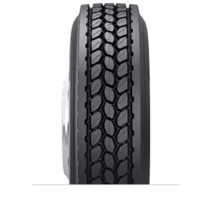 DR 5.3 ™ Retread Tire Specialized Features