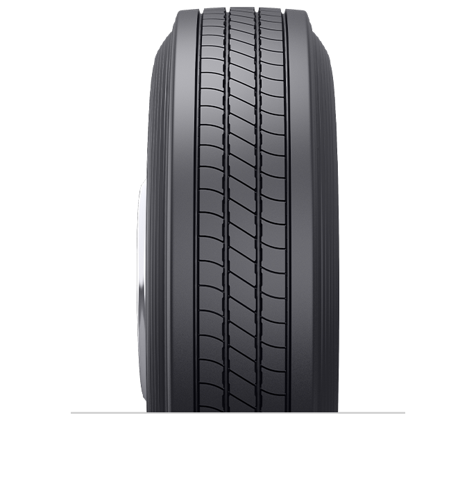 FCR-T2 ™ Retread Tire Specialized Features