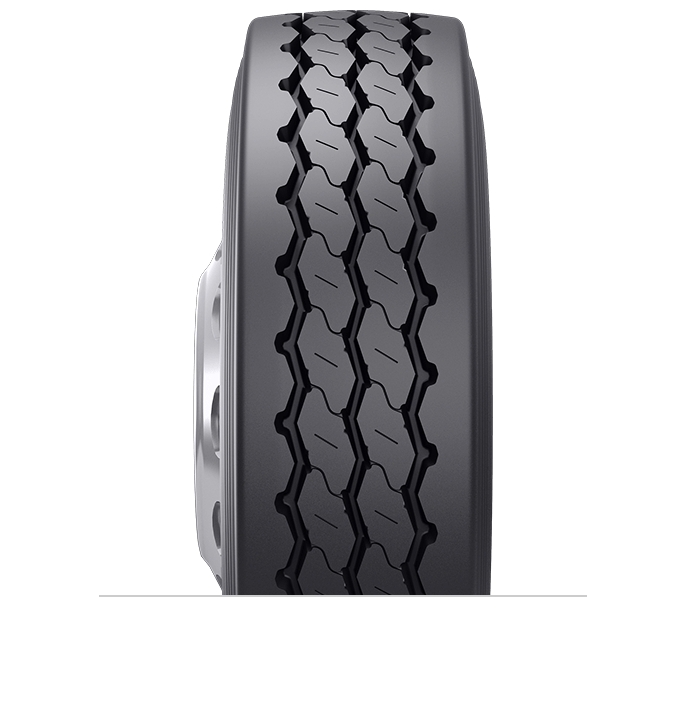 BRM™ Retread Tire Specialized Features