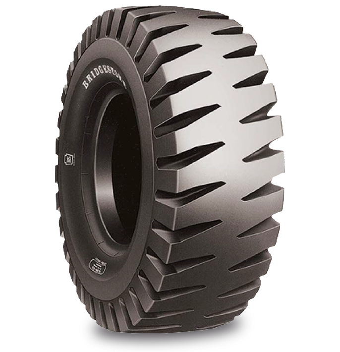 ELS2 tire Specialized Features