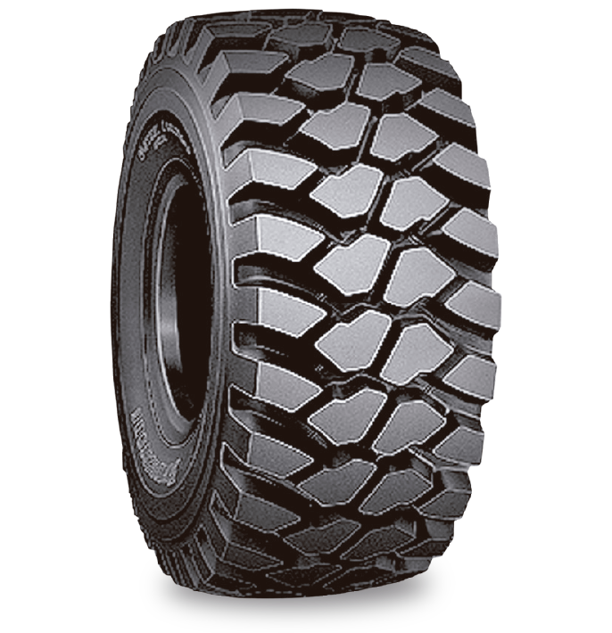 VLTS tire Specialized Features