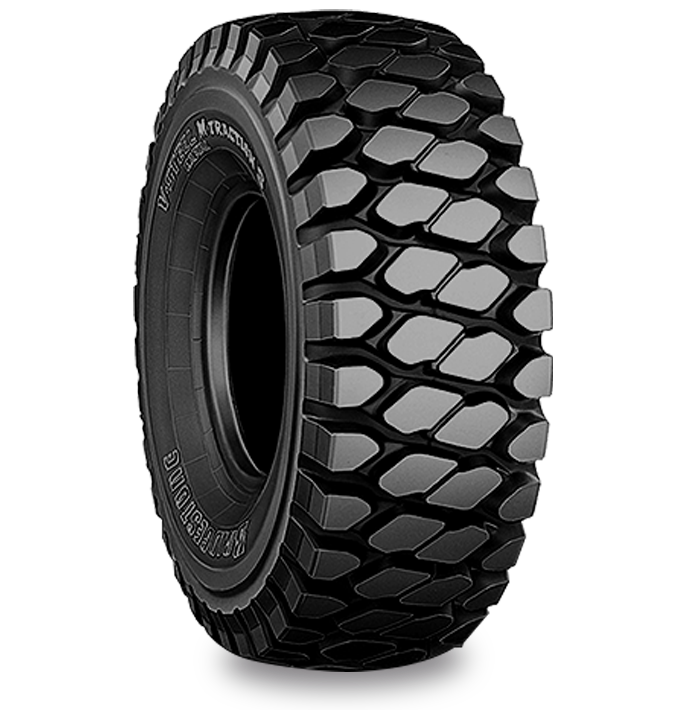 VMTS LS Tire Specialized Features
