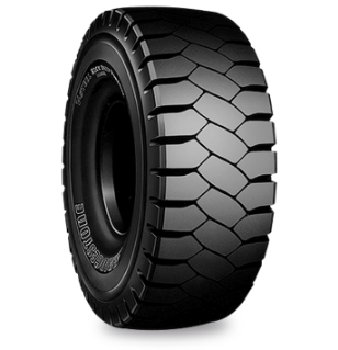 VRDP LS Tire Specialized Features