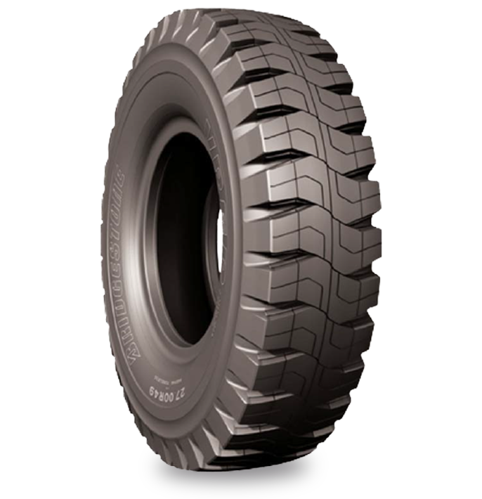 VREP™ Tire Specialized Features