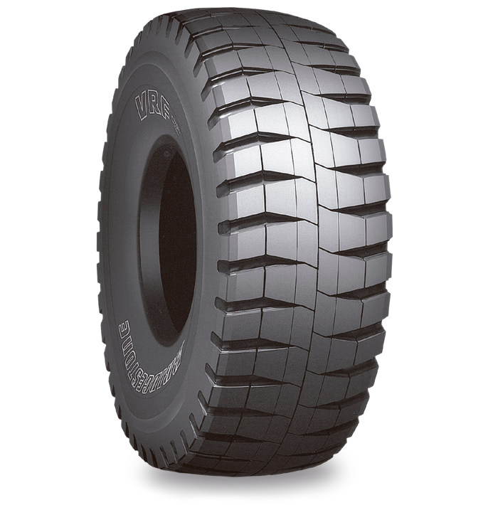 VRF™ Tire Specialized Features