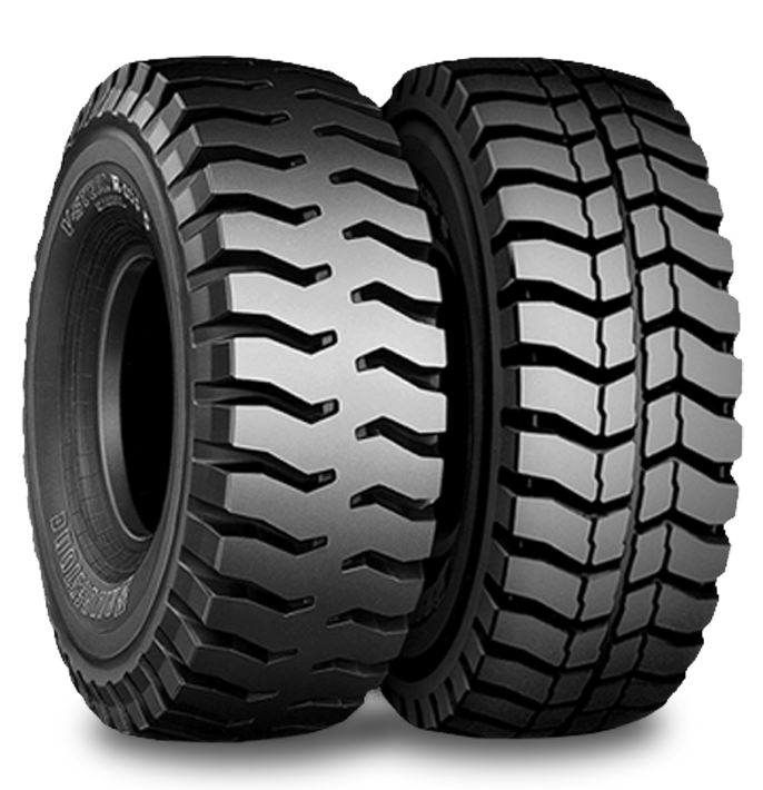 VRLS LS Tire Specialized Features