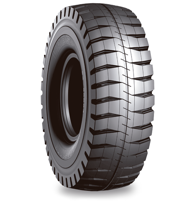 VRPS™ Tire Specialized Features
