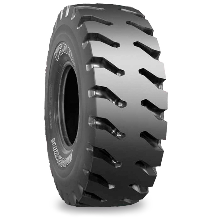 VSDR™ Tire Specialized Features