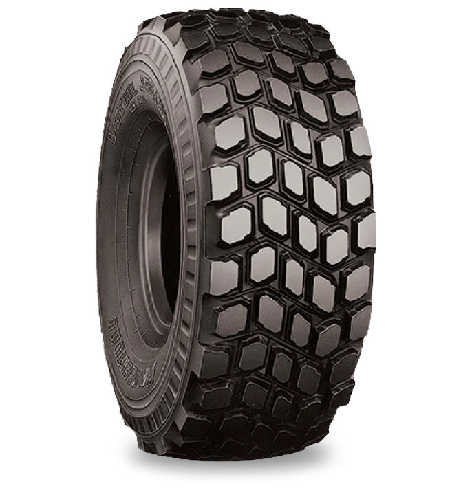 VSJ Tire Specialized Features