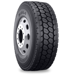 M864™ Tire Specialized Features