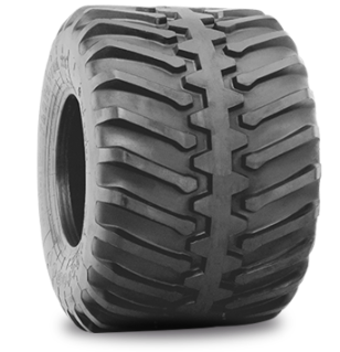 FLOTATION 23° (CENTER RIB) TIRE