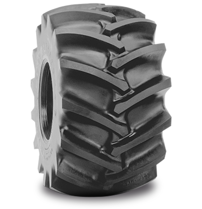 FLOTATION 23° DT (WTP) LOGGER HF-4 TIRE Specialized Features