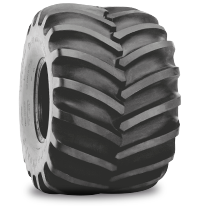 FLOTATION 23° EXTRA DEEP TREAD LOGGER TIRE