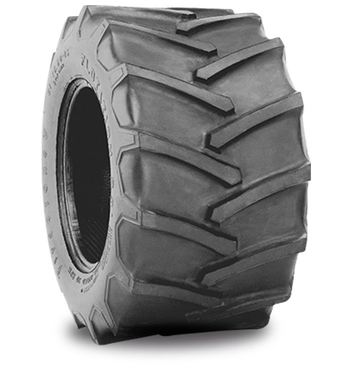 FLOTATION 23° G-1 TIRE Specialized Features