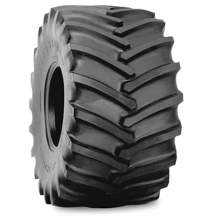 FLOTATION 23° HF-2 TIRE Specialized Features