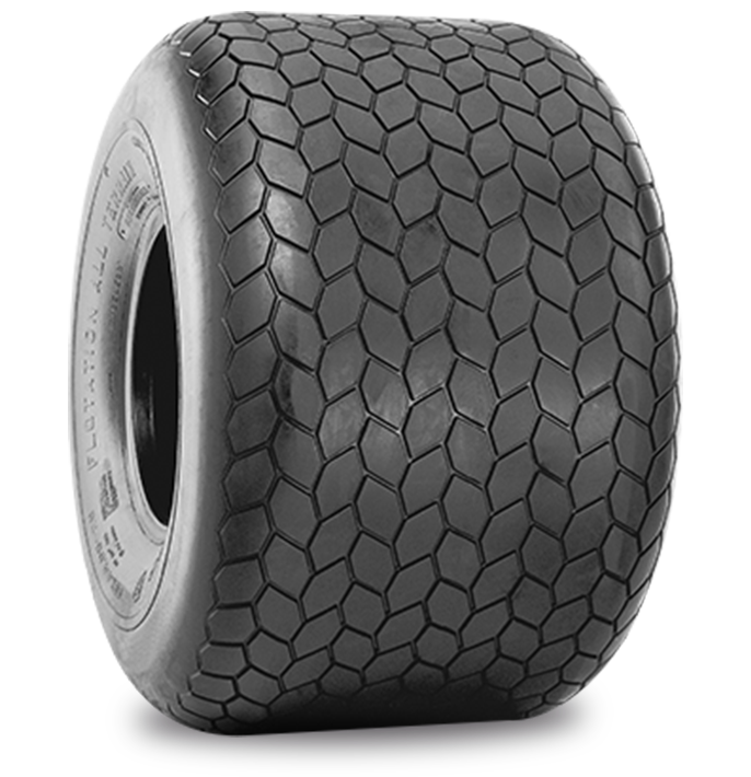 Características especializadas del FLOTATION ALL TERRAIN TIRE