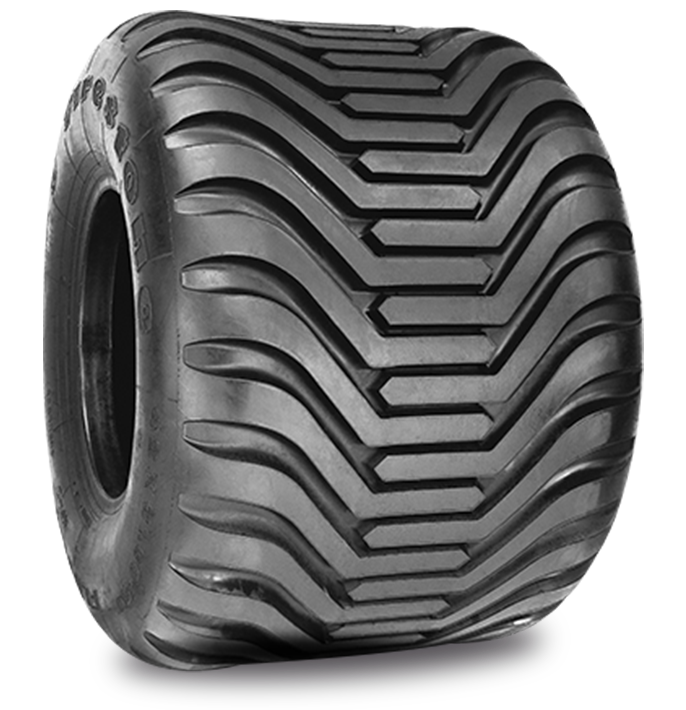 FLOTATION FREE ROLLING TIRE Specialized Features
