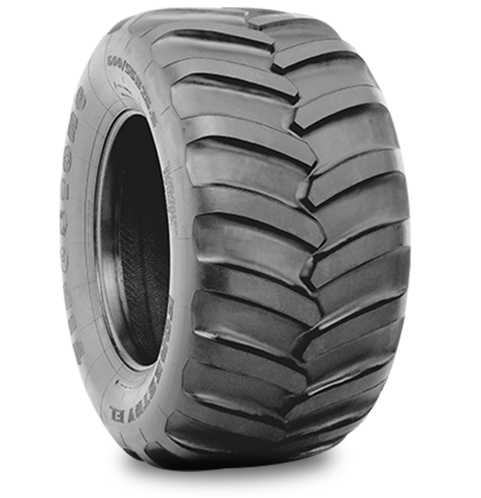 Image for the FORESTRY EL 600/700 TIRE