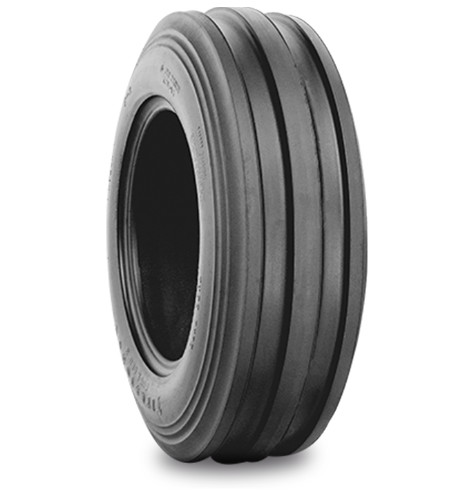 GUIDE GRIP 3-RIB TIRE Specialized Features