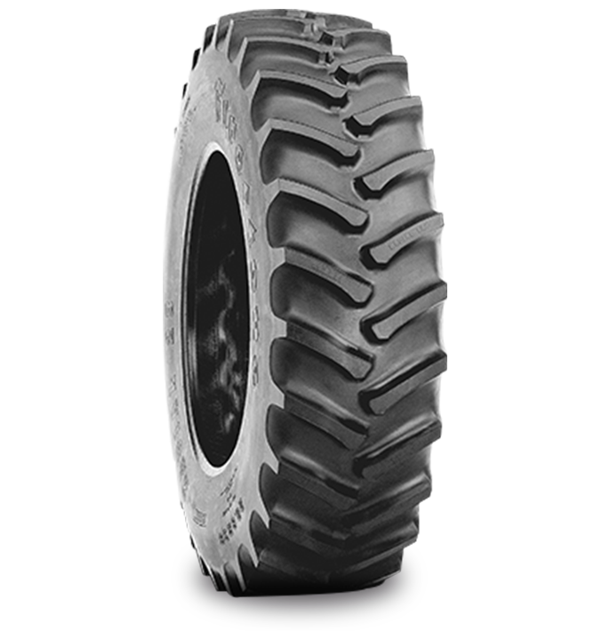 RADIAL 23° Tire Specialized Features