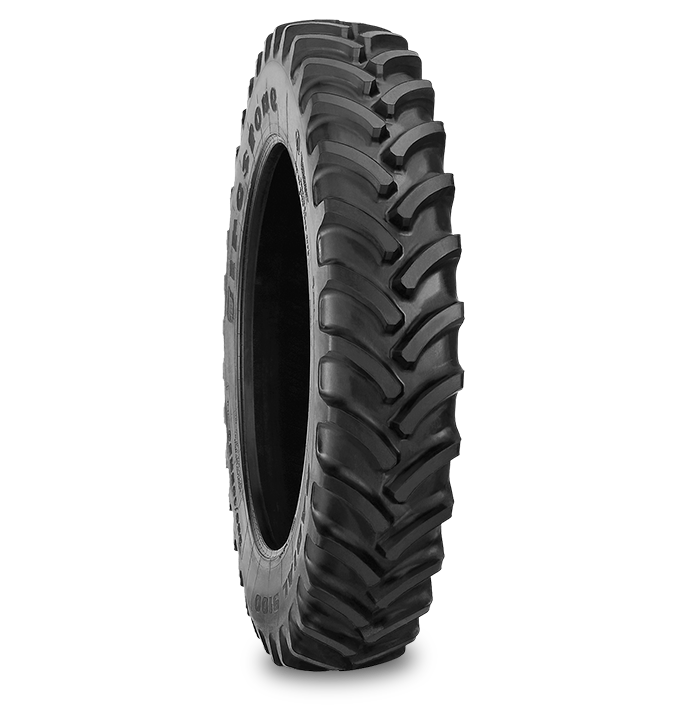 RADIAL 9100 TIRE Specialized Features