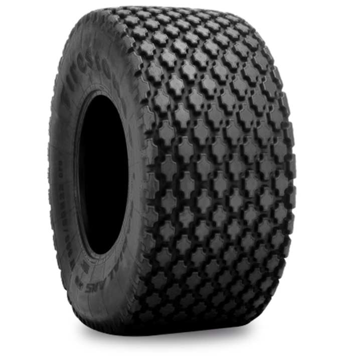 RADIAL ALL NON-SKID (ANS) Tire Specialized Features