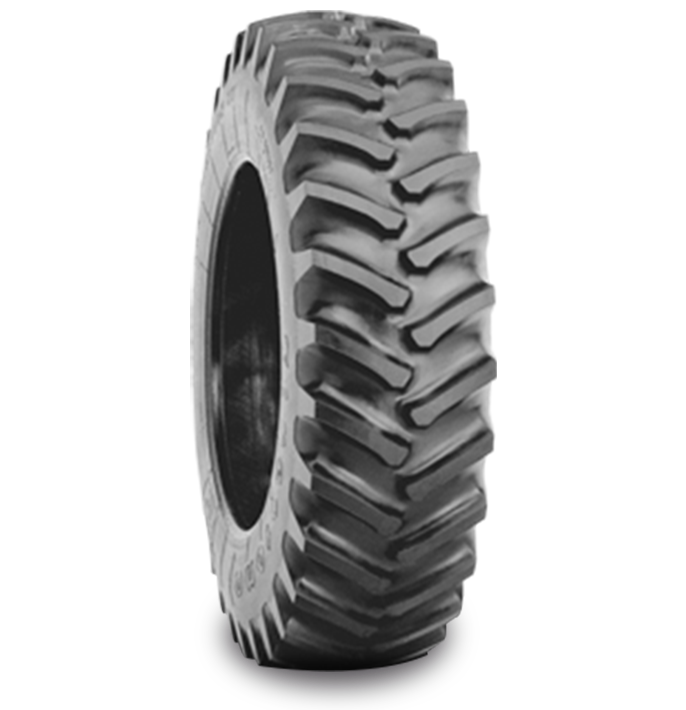 RADIAL ALL TRACTION™ 23° TIRE Specialized Features