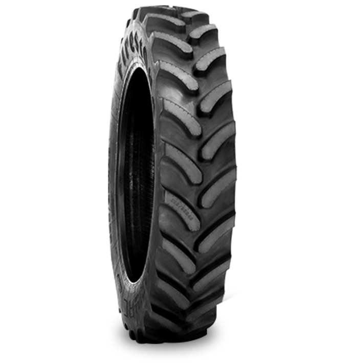 RADIAL ALL TRACTION™ RC Tire Specialized Features