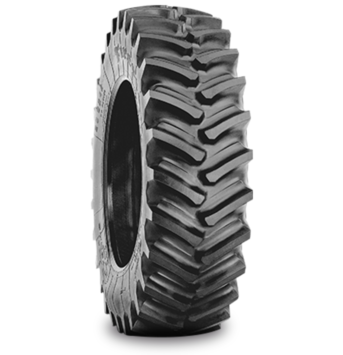 RADIAL DEEP TREAD 23° Tire Specialized Features