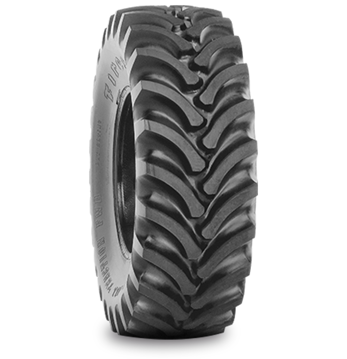 SUPER ALL TRACTION™ FWD TIRE Specialized Features