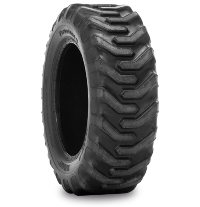 SUPER TRACTION LOADER TIRE Specialized Features
