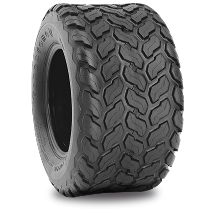 TURF AND FIELD™ G2 STUBBLE STOMPER TIRE Specialized Features