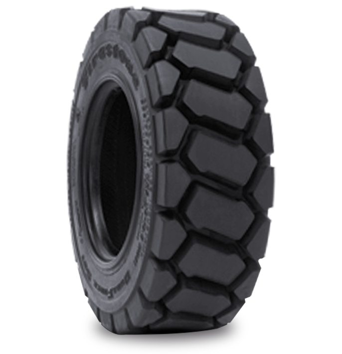 DURAFORCE™ - Super Deep Tread Tire Specialized Features