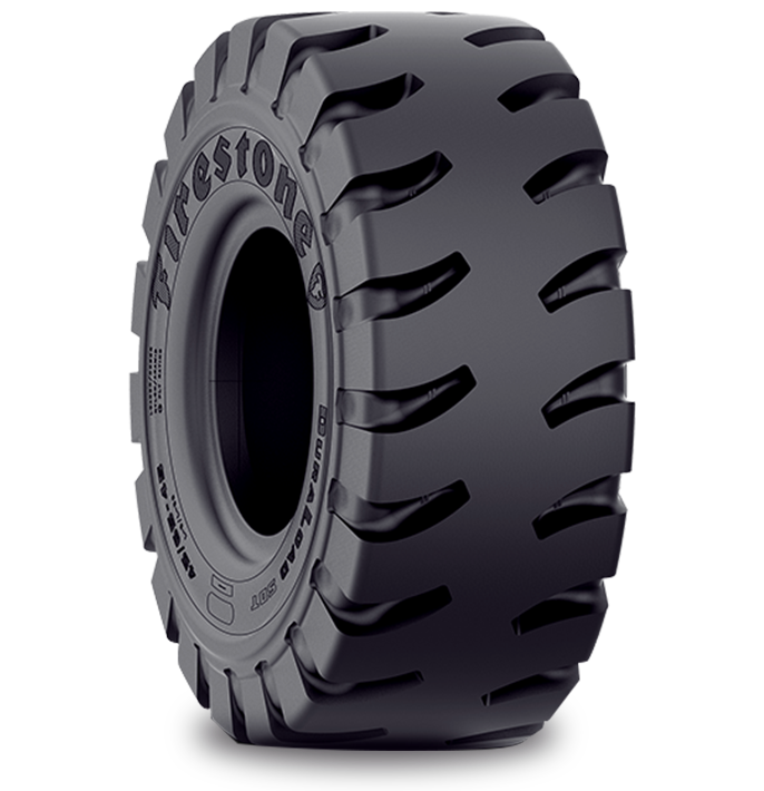 DURALOAD™ - Super Deep Tread Tire Specialized Features