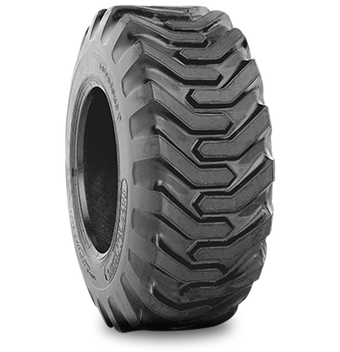 SUPER TRACTION DUPLEX TIRE Specialized Features